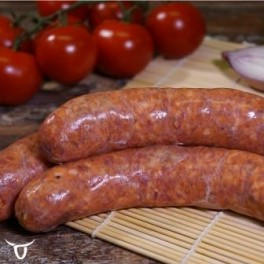 Lamb, Caramelised Onion & Tomato Sausages