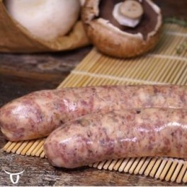 Truffled Pork & Porcini Sausages
