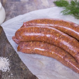 Beef-Cracked-Pepper-Worcestershire-Sausages