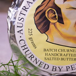 Pepe Saya Cultured Salted Butter