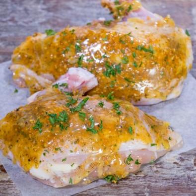 Chicken roasters pumpkin & fetta