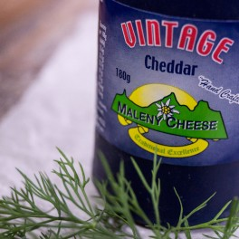 Maleny Vintage Cheddar Cheese