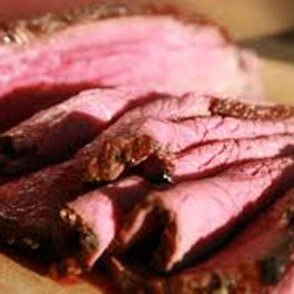 sliced-roast-beef
