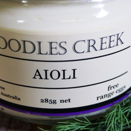 Doodles Creek Aioli