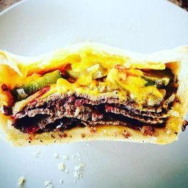 Wagyu Brisket Cheeseburger Pie