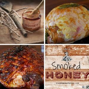 Blend Smoked Honey Ham Glaze
