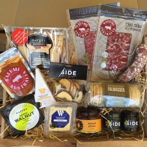Cheese & Charcuterie Hamper Large