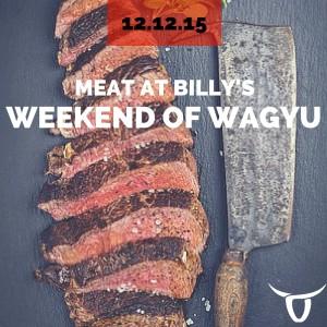 Weekend of Wagyu