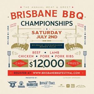 Brisbane BBQ Festival 2016