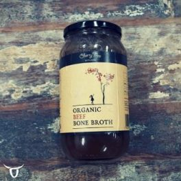 organic beef bone broth