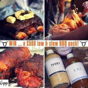 Low & Slow BBQ pack