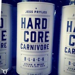 Hardcore Carnivore Black