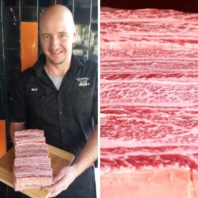 Beef Short Ribs wagyu