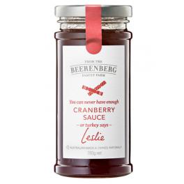 Beerenberg cranberry sauce