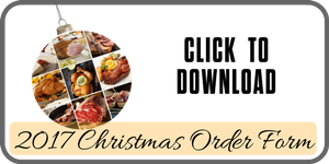 Christmas 2017 Order Form