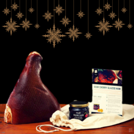 Christmas Ham Gift Box - featured image