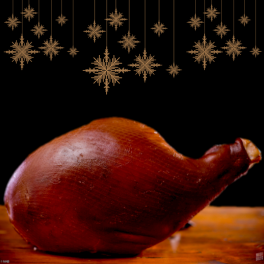 Christmas Whole Ham - featured image
