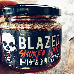 Blend Blazed Smoked Honey