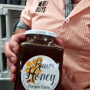 Fergo's Farm Raw Honey