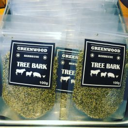 Greenwood Barbecue Tree Bark