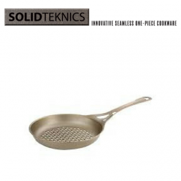 SOLID TEKNICS AUS-ION-Satin-Formed-Iron-Flaming-Skillet-26cm
