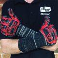 Fire Slap BBQ Gloves 3