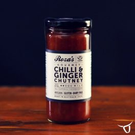Chilli & Ginger Chutney