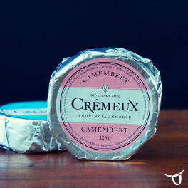 Cremeux Camembert Cheese