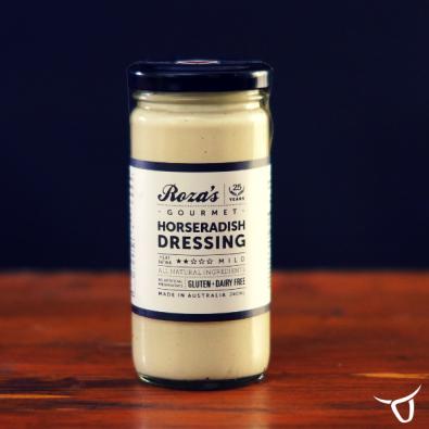 Horseradish Dressing