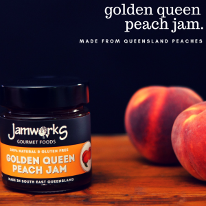 Jamworks Peach Jam