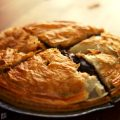Beefy's Signature Steak Pie