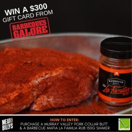 win $300 barbeques galore gift card