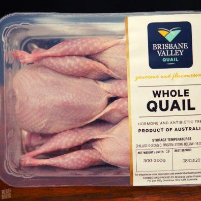 whole quail