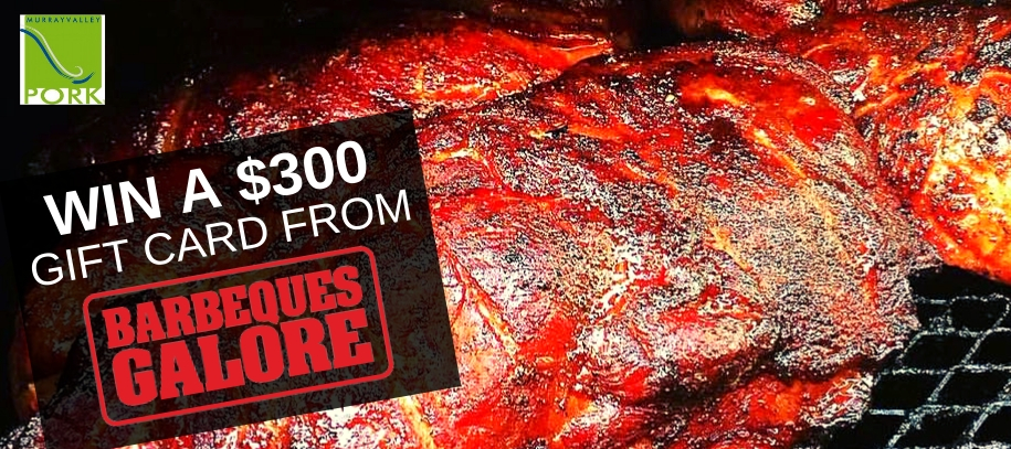 Win $300 Barbecues Galore Gift Card