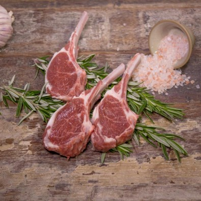 lamb cutlets frenched