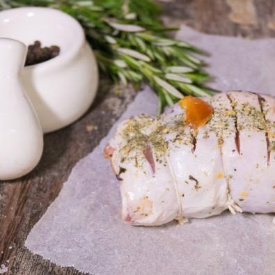 chicken pesto roll