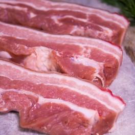boneless pork belly spare ribs