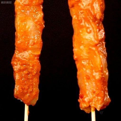 Chicken Kebabs - Satay