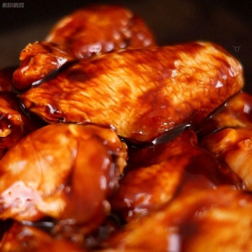 Chicken Nibblies - Honey Soy