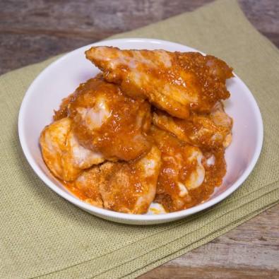 free range chicken nibblies spicy buffalo