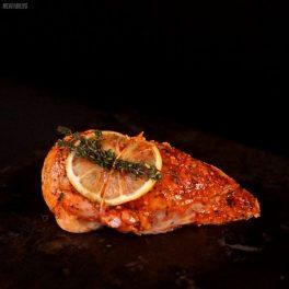 Chicken Roaster Lemon & Garlic