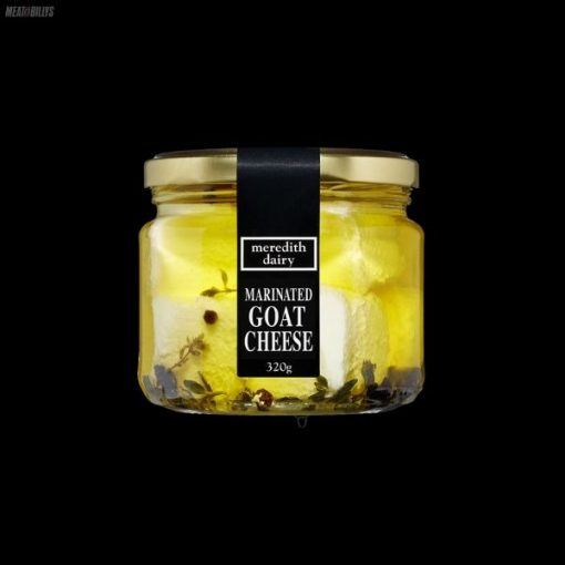 Meredith Marinated Goat Cheese