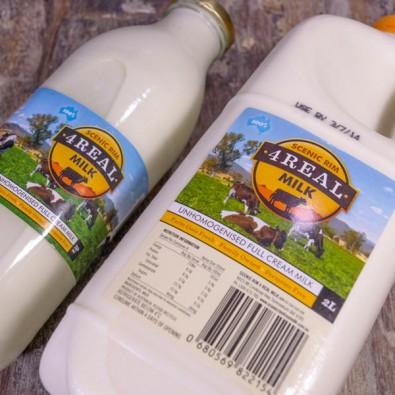 Scenic Rim 4Real Milk Unhomogenised