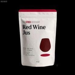 Red Wine Jus Stock Merchant