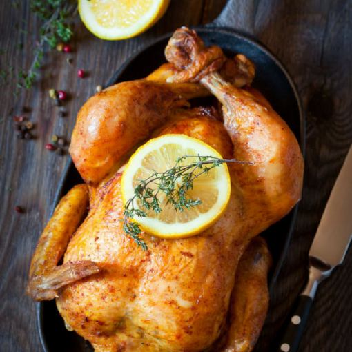 Whole Chicken COoked