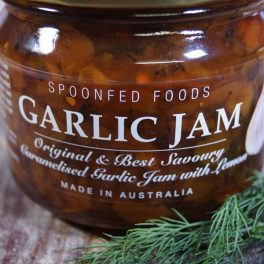 Spoonfed Foods Garlic Jam