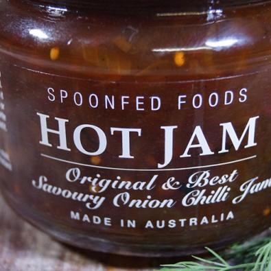 Spoonfed Foods Hot Jam