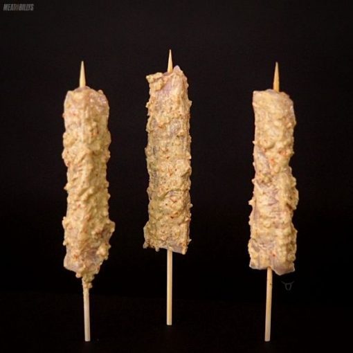 Chicken Kebabs - Lemongrass & Coconut