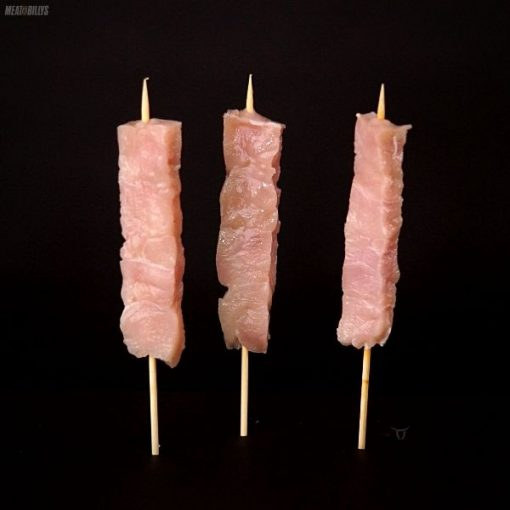 Chicken Kebabs - Plain