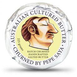 Pepe Saya Salted Cultured Butter